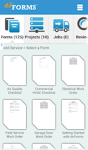 doForms | Easy Forms & Apps - screenshot thumbnail