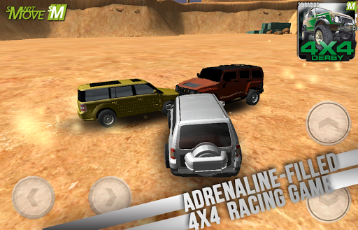 4x4 Real Derby Racing Full