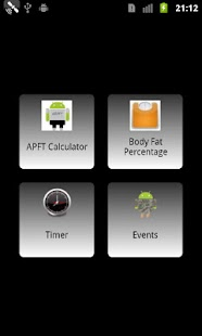 Army Fitness Lite - screenshot thumbnail