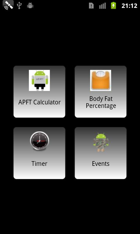 Army Fitness Lite- screenshot