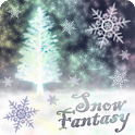 Snow Fantasy Live Wallpaper icon