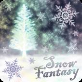 Snow Fantasy Live Wallpaper