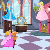 Toddlers puzzles : Princess