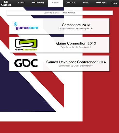 UK Games
