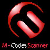 M-CodesScanner