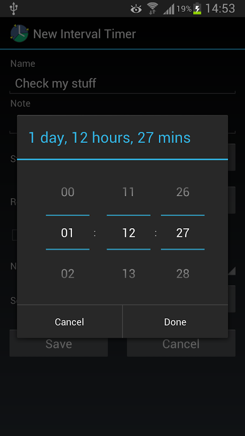 Pill Reminder AnyTimer - screenshot