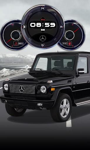 Mercedes Benz G500 Compass LWP