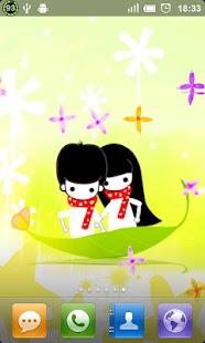 Together Live Wallpaper- screenshot thumbnail