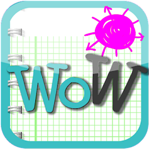 WoW英文單字王-全集 教育 App LOGO-APP試玩