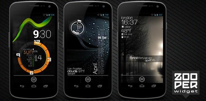 Zooper Widget Pro v2.16 Apk Full App