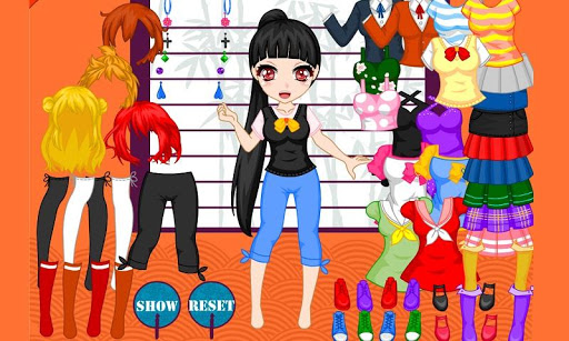 Japanese Style Girl