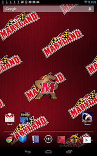 Maryland Terps Live Wallpaper- screenshot thumbnail