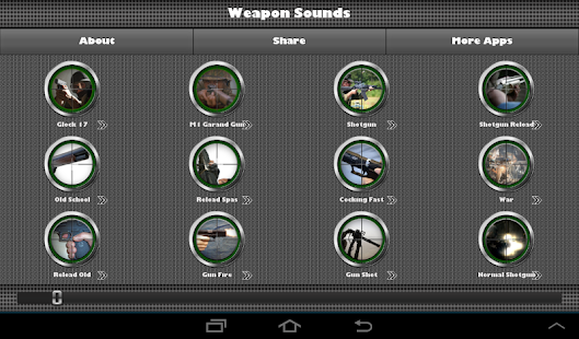 Weapon Sounds - screenshot thumbnail