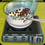 Brownies Cooking