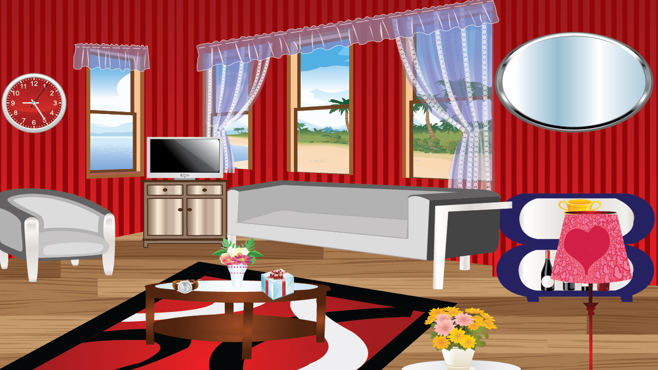 Room Decoration - Girl Game - screenshot
