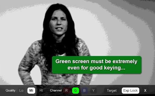 Green Screener - screenshot thumbnail