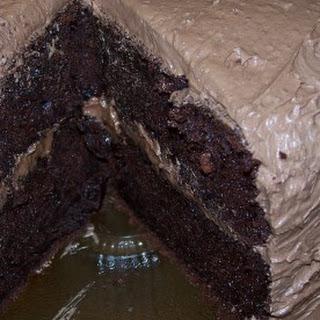 Old-Fashioned Devils Food Cake