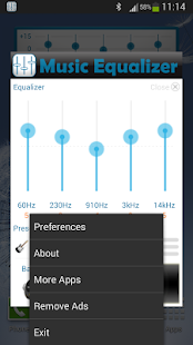Music Equalizer - screenshot thumbnail