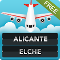 FLIGHTS Alicante Airport