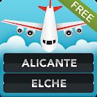 FLIGHTS Alicante Airport icon