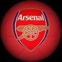 Arsenal 3D Ball Wallpaper icon