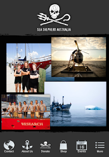 Sea Shepherd Australia - náhled