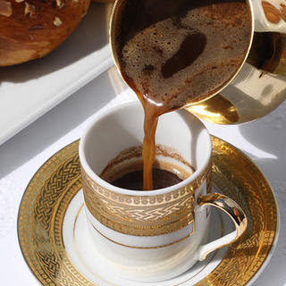 Greek Coffee (Ellinikos Kafes)