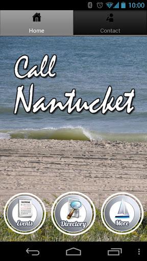 Call Nantucket Phone Directory
