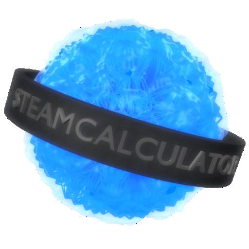 MySteamCalculator 程式庫與試用程式 App LOGO-APP試玩