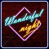 Neonlight C Launcher Theme