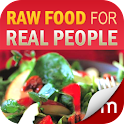 Raw Food for Real People logo