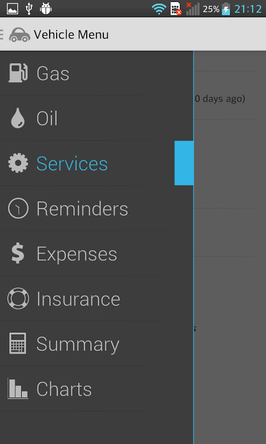 Carango - Car Management - screenshot