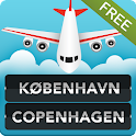 FLIGHTS Copenhagen Kastrup icon