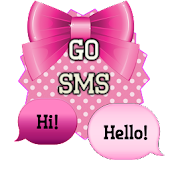 PolkaDotBows/GO SMS THEME