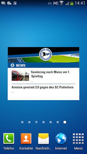 【免費運動App】Arminia Bielefeld Widget-APP點子