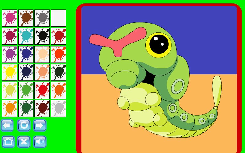 Kid Coloring Game New - Android Apps on Google Play