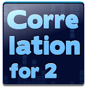 Correlation for 2 icon
