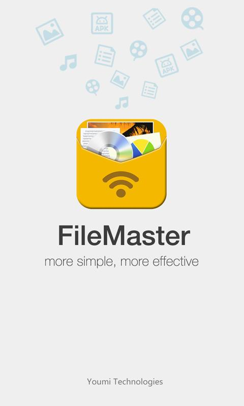 FileMaster - screenshot