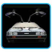 DeLorean Time Circuit GPS