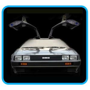DeLorean Time Circuit GPS 2.3.5 Icon