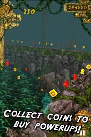 Temple Run- screenshot thumbnail