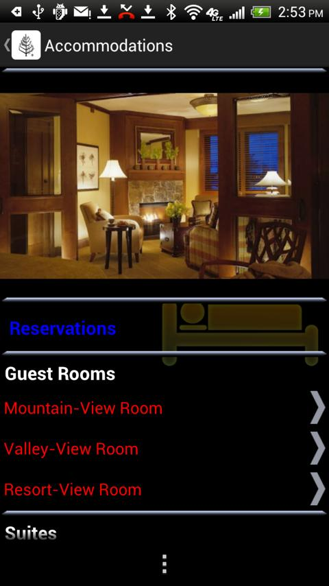 Four Seasons Jackson Hole- screenshot