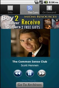 The Common Sense Club - screenshot thumbnail