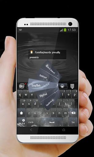 閃耀之星 GO Keyboard
