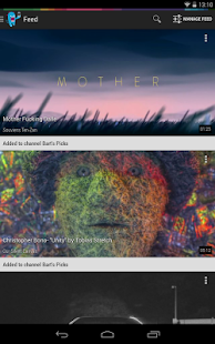 Chromecast for Vimeo Beta - screenshot thumbnail