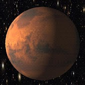 Mars 3D Live Wallpaper Android