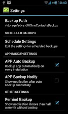 Super Backup  SMS & Contacts v1.7.4 APK Download