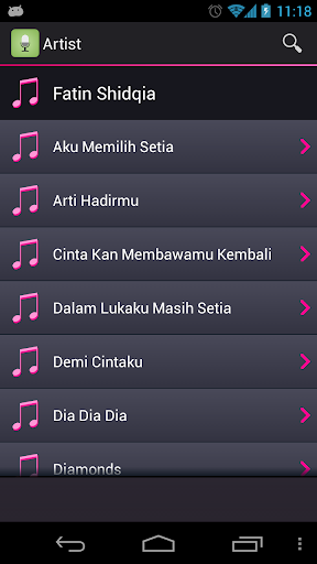 【免費音樂App】Indo-pop Lyrics (Indonesia)-APP點子