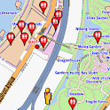Singapore Amenities Map (free) icon