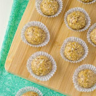 Almond Butter-Oat Bites